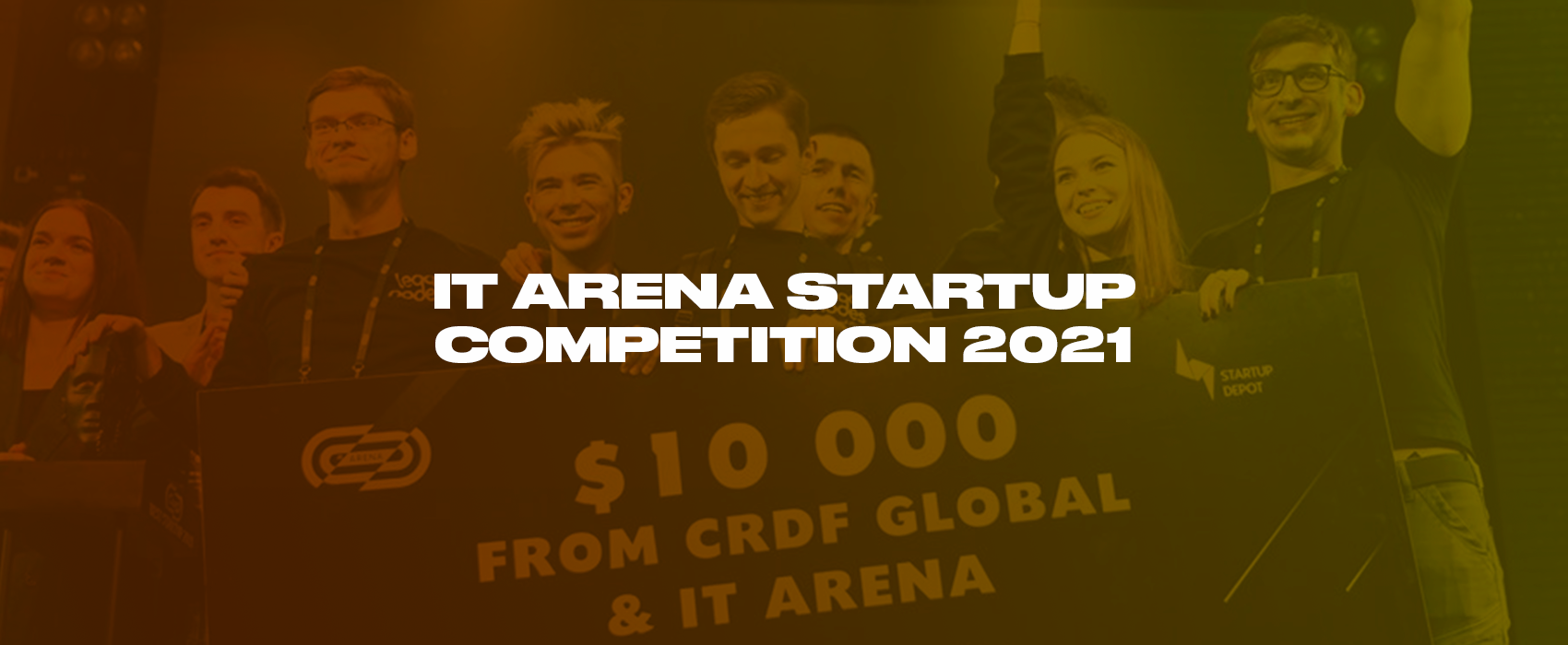 IT Arena Startup Competition 2021