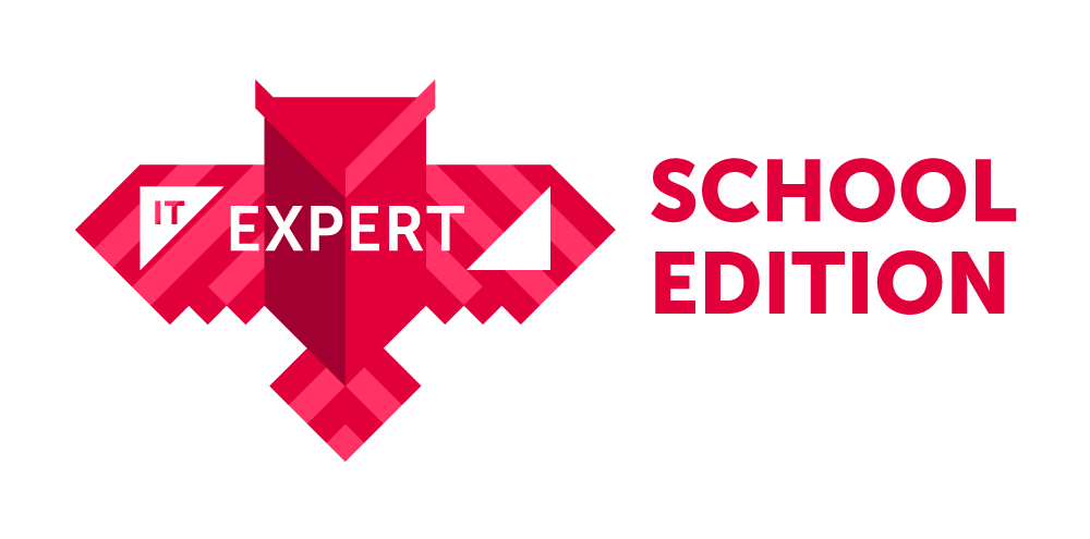 IT Expert: School Edition logotype